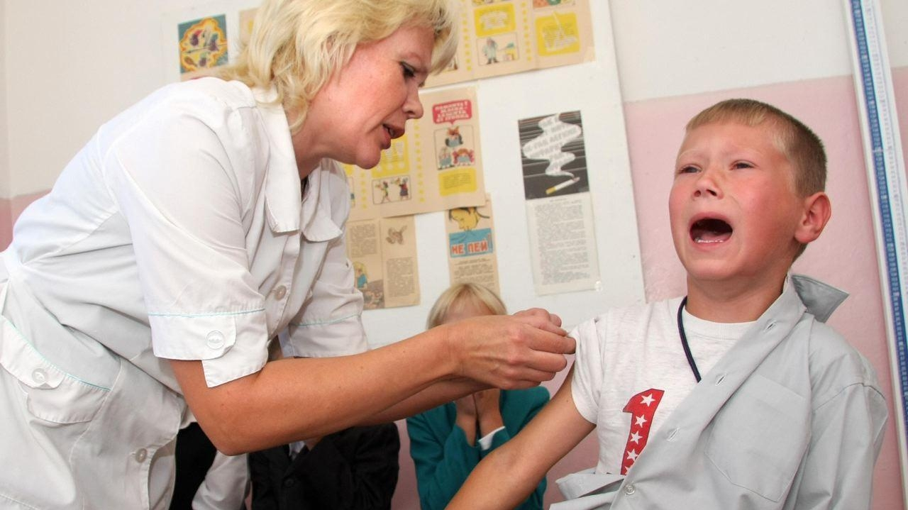 Прививка от орви и гриппа