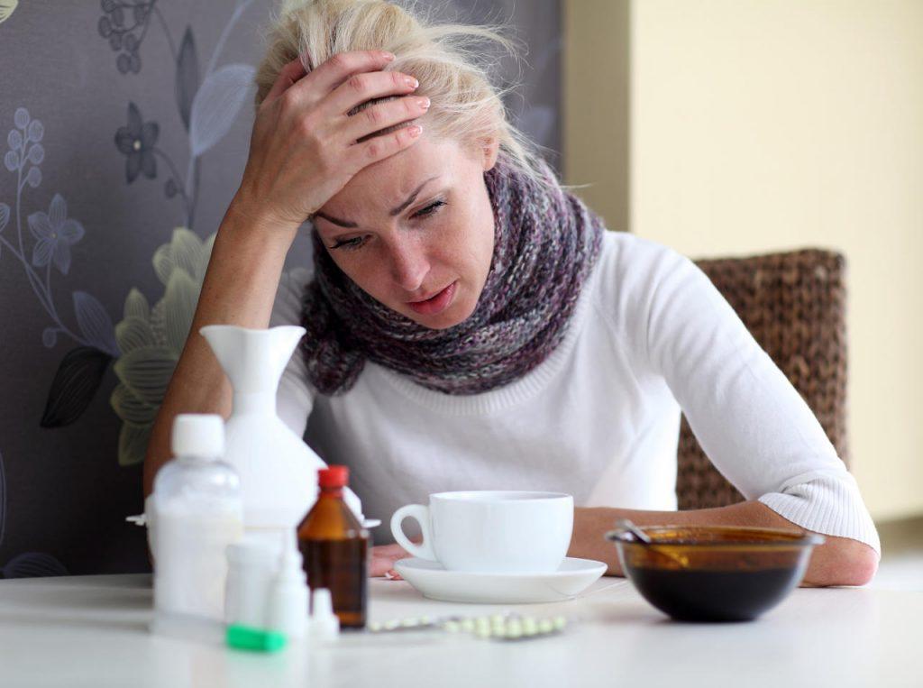 Чем быстрее вылечить простуду, температуру и сопли у взрослого