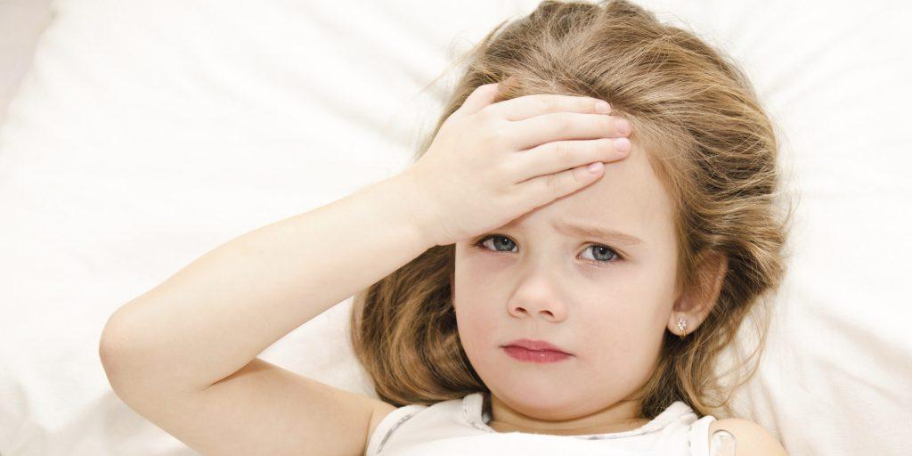 Как защитить ребенка от гриппа и простуды