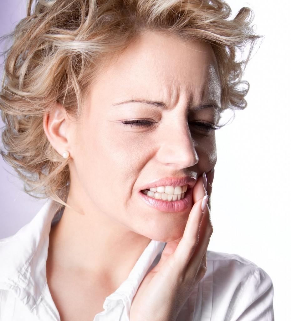 Болят зубы при ОРВИ