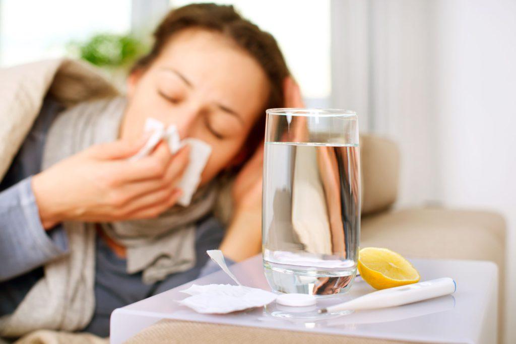 Невидимая маска от гриппа