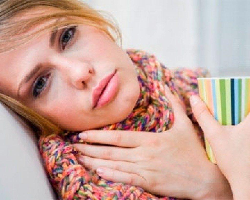 17 неделя беременности: грипп