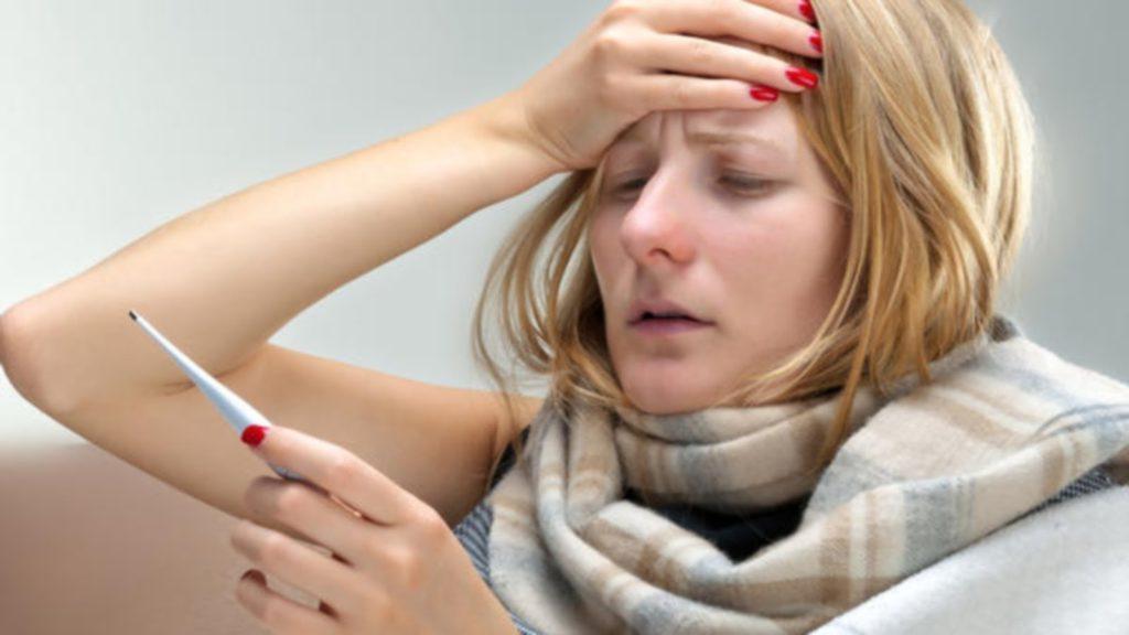 Когда вызывать скорую при гриппе?