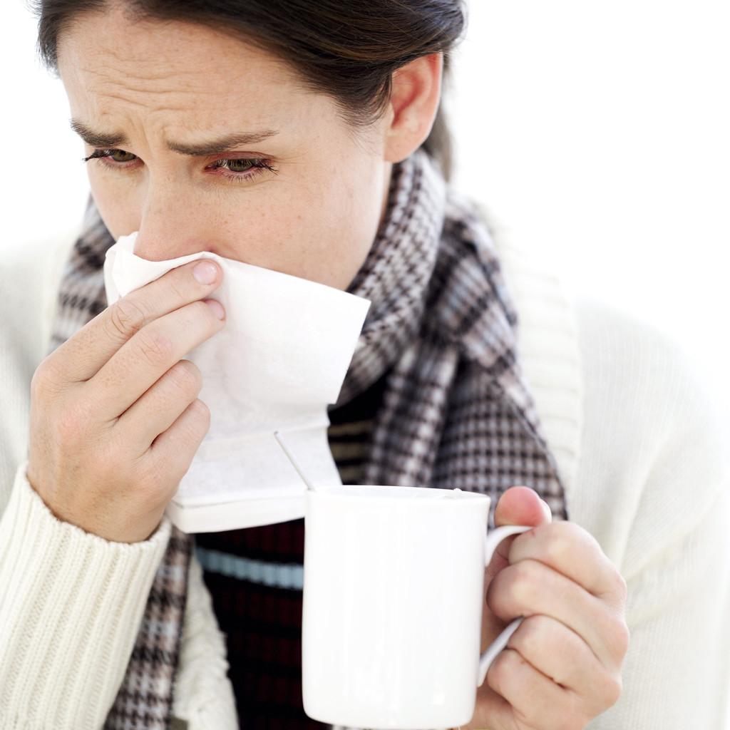 Эпидемия гриппа и ОРВИ