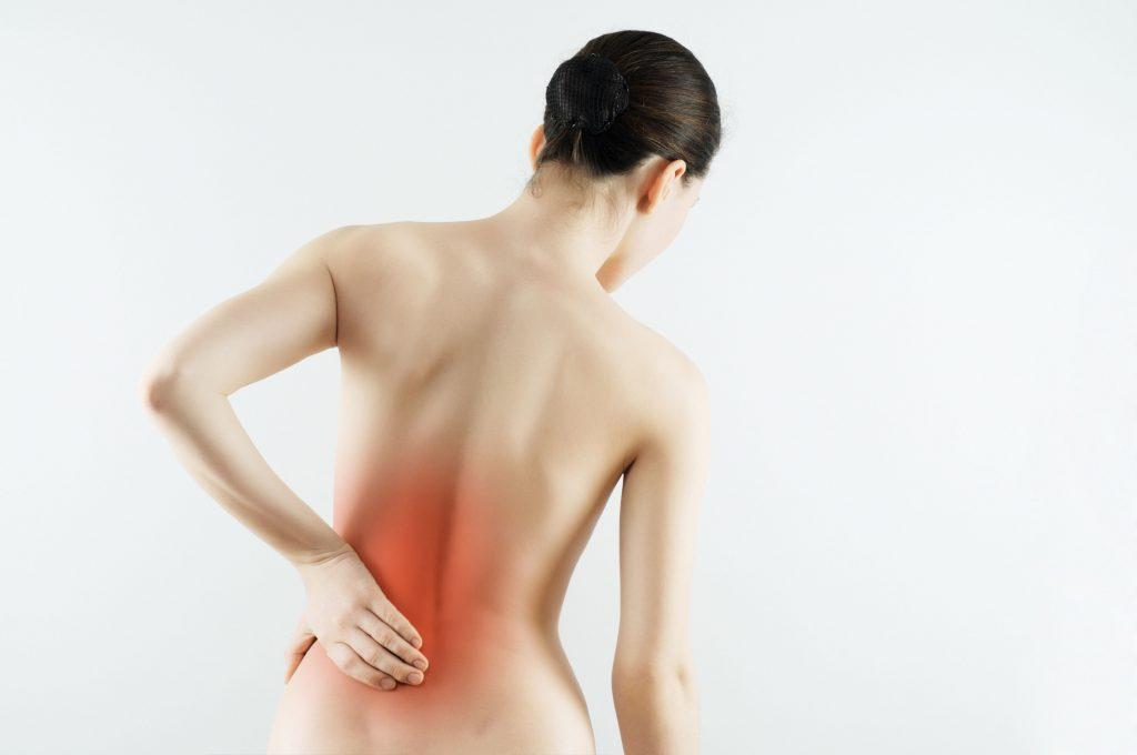 При гриппе болит спина