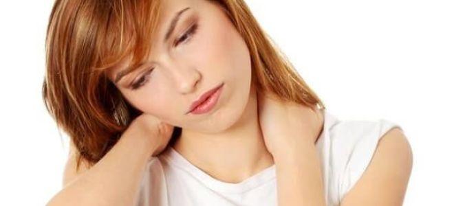 Признаки и лечение шейного остеохондроза у женщин