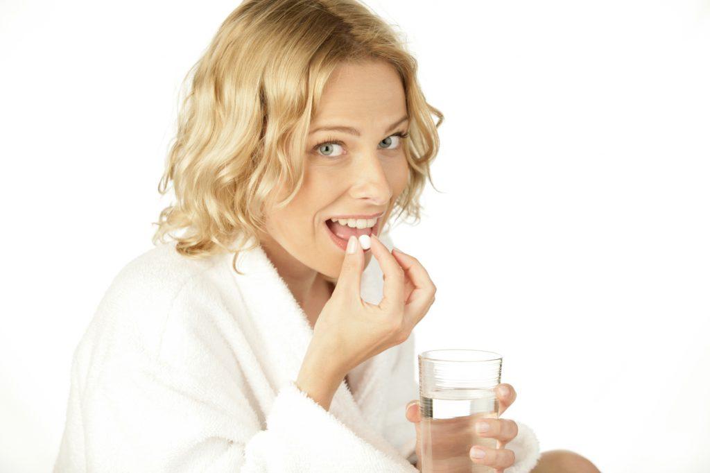 Аспирин при гриппе