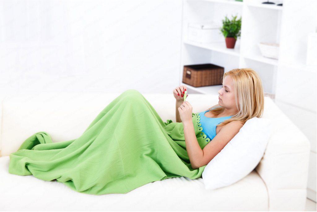 Базальная температура при простуде