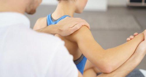 Появление боли в плече после тренировки