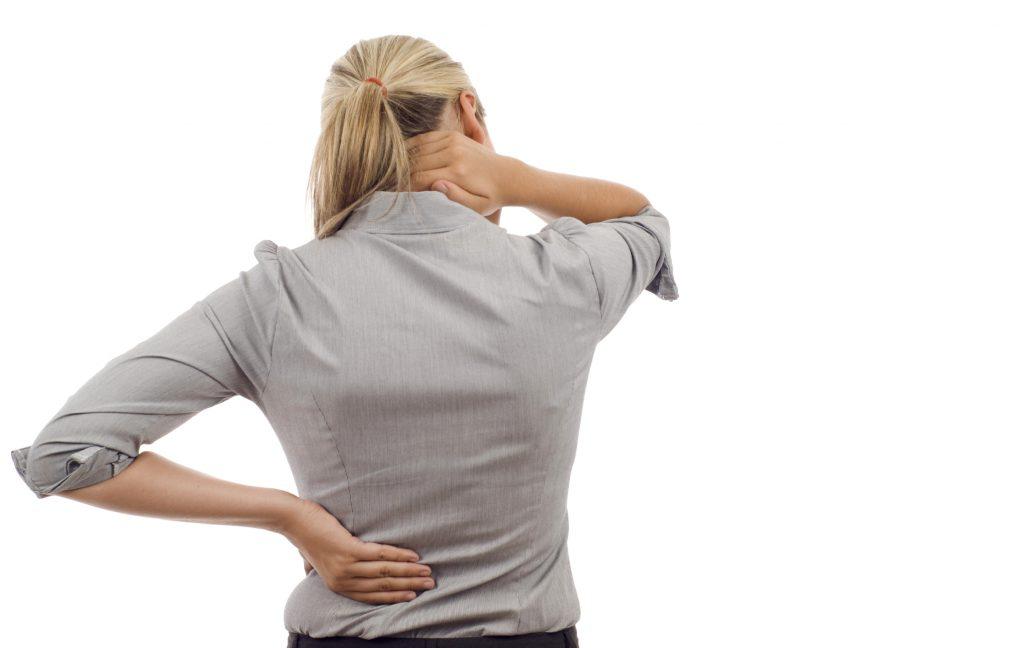 Боль в спине при кашле при простуде
