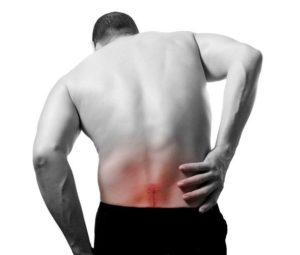Боли при остеохондрозе поясничного отдела