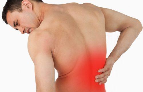 Боли в правом боку со стороны спины