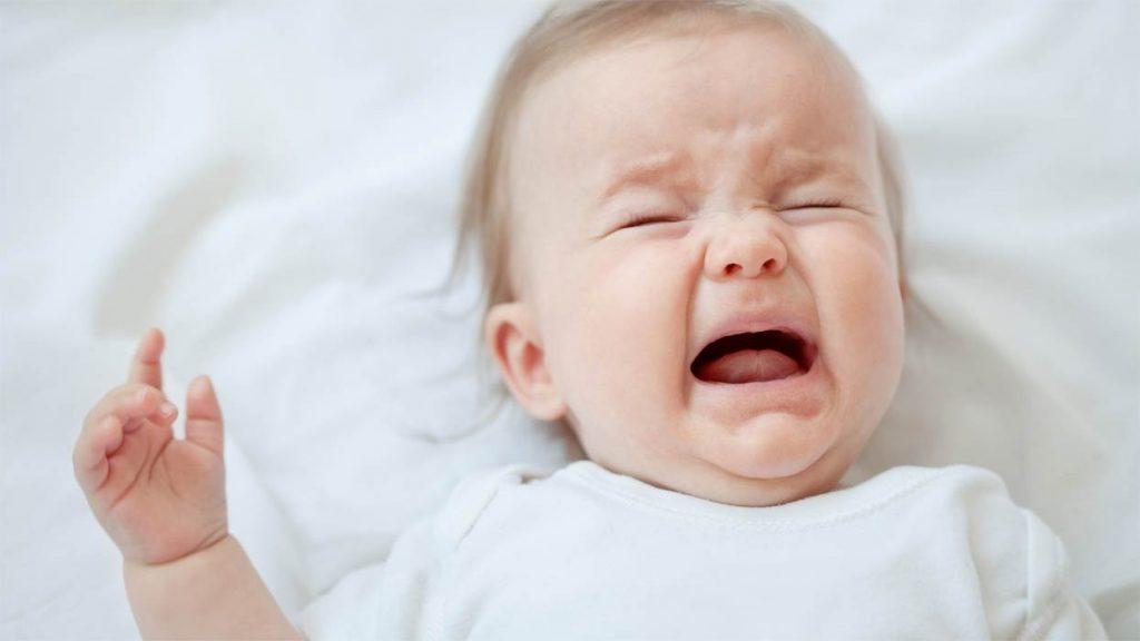 Болит живот при ОРВИ у ребенка