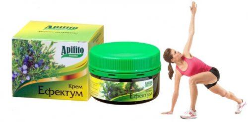 Крем Эффектум для здоровья суставов