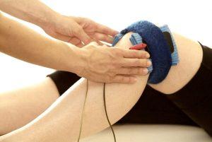 Электростимуляция коленных суставов