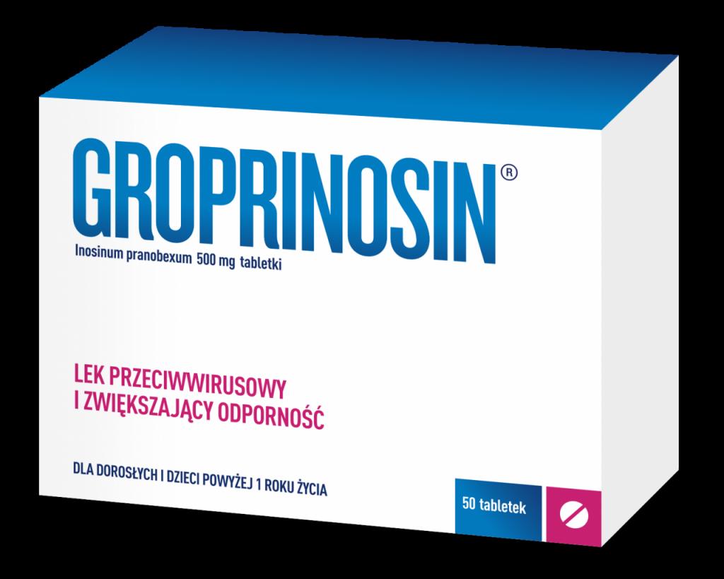 Гроприносин для профилактики гриппа