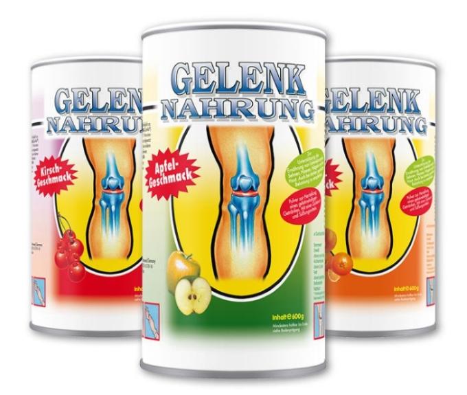 Немецкий БАД Gelenk Nahrung для суставов