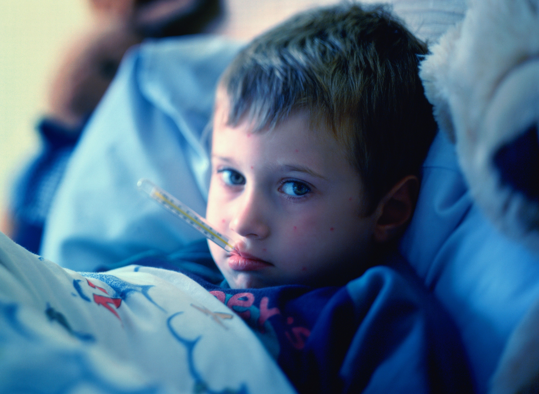 Симптомы гриппа в легкой форме