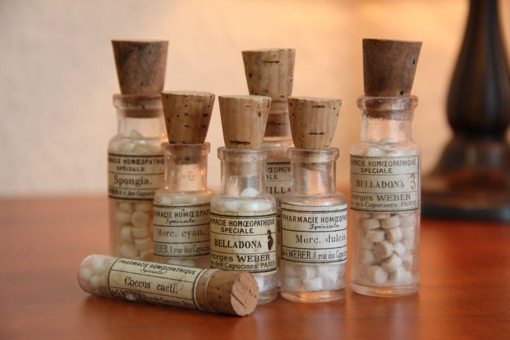 Гомеопатия при гриппе у ребенка