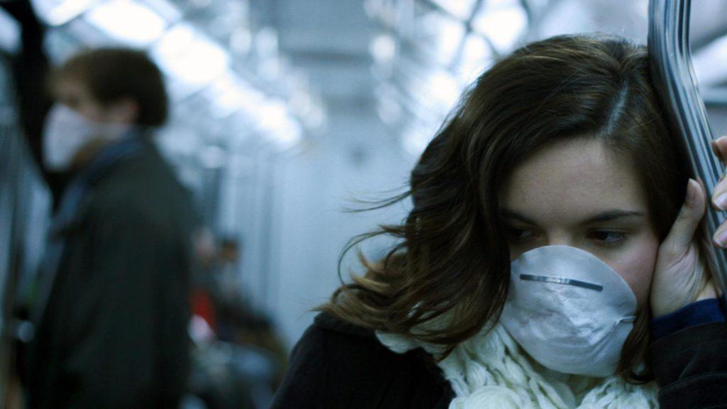 Можно ли заразиться гриппом на улице