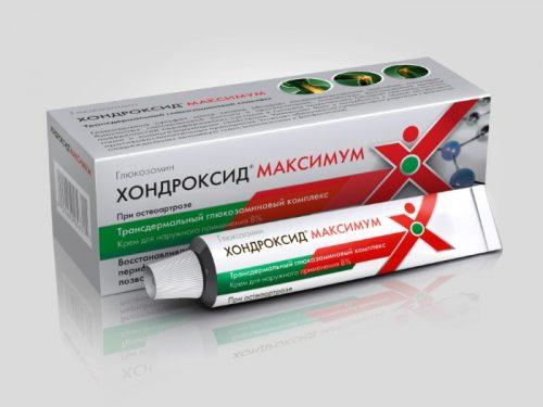 Мазь Хондроксид Максимум