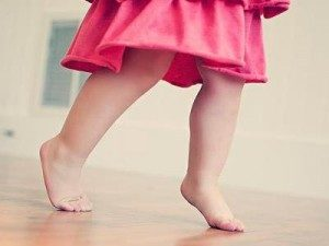 Хождение на носках
