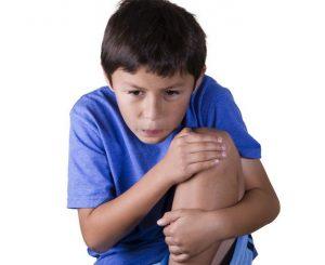 Хруст в коленях у ребенка
