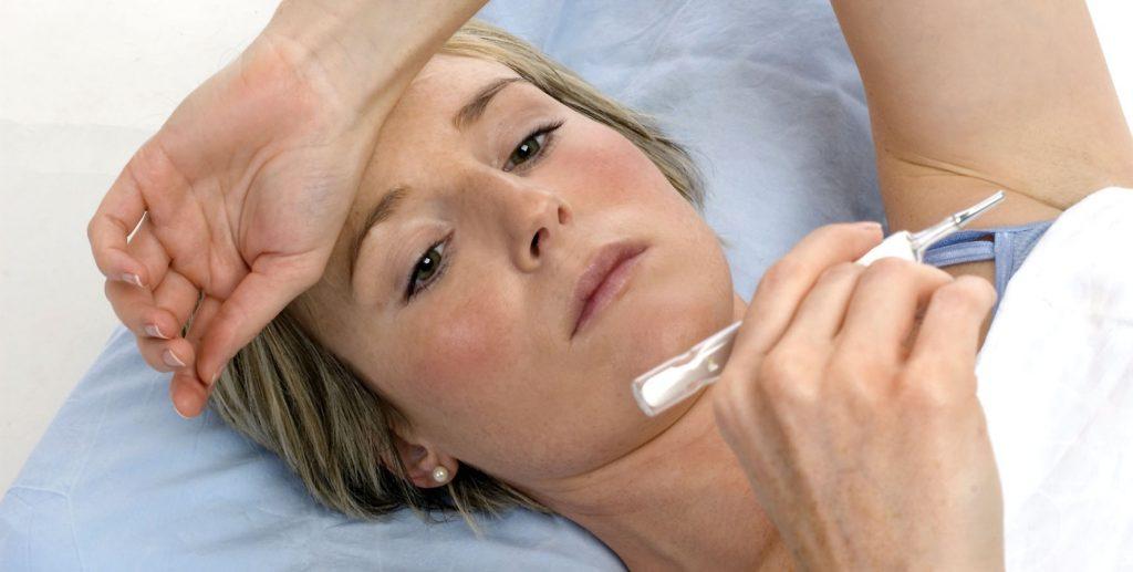 Ингаляции при гриппе