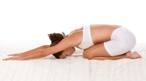 Гимнастика йога для позвоночника