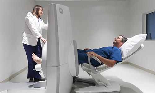 Проведение КТ диагностики коленного сустава