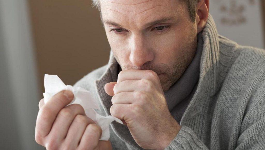 Кашель с кровью при простуде