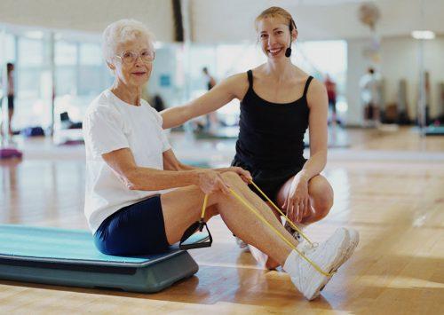 Гимнастика для лечения и профилактики остеопороза