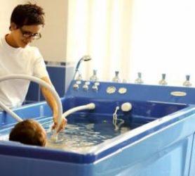 Лечебные ванны после удаления грыжи
