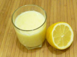 Лимонный сок при подагре
