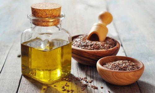 Лечение суставов льняным маслом