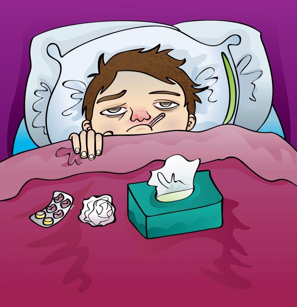 Почему при гриппе болят мышцы и ломит суставы?
