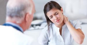 Обращение к врачу при боли в шее