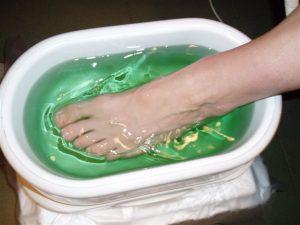 Парафинотерапия для ног при артрите
