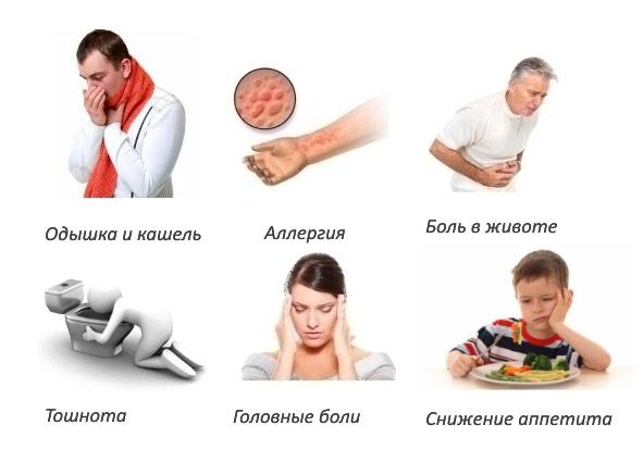 Побочные эффекты Быструмгеля
