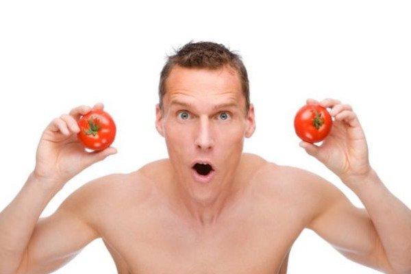 Употребление помидоров при больных суставов