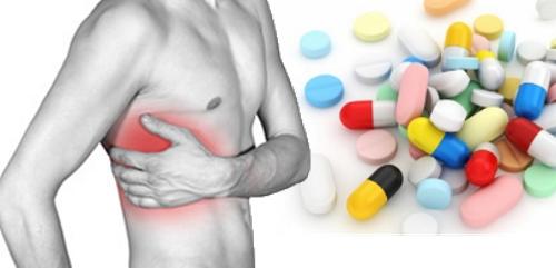 Прием обезболивающих при невралгии