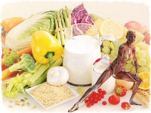 Полезные продукты для укрепления связок и суставов