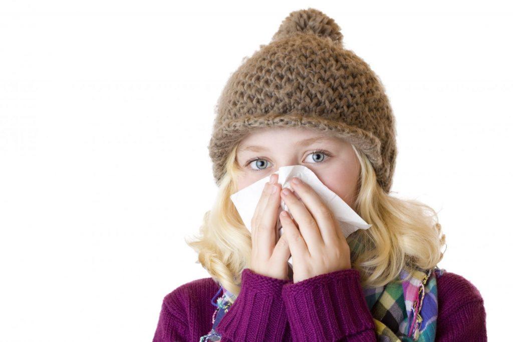 Простуда, насморк и чихание без температуры