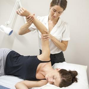Реабилитация плечевого сустава