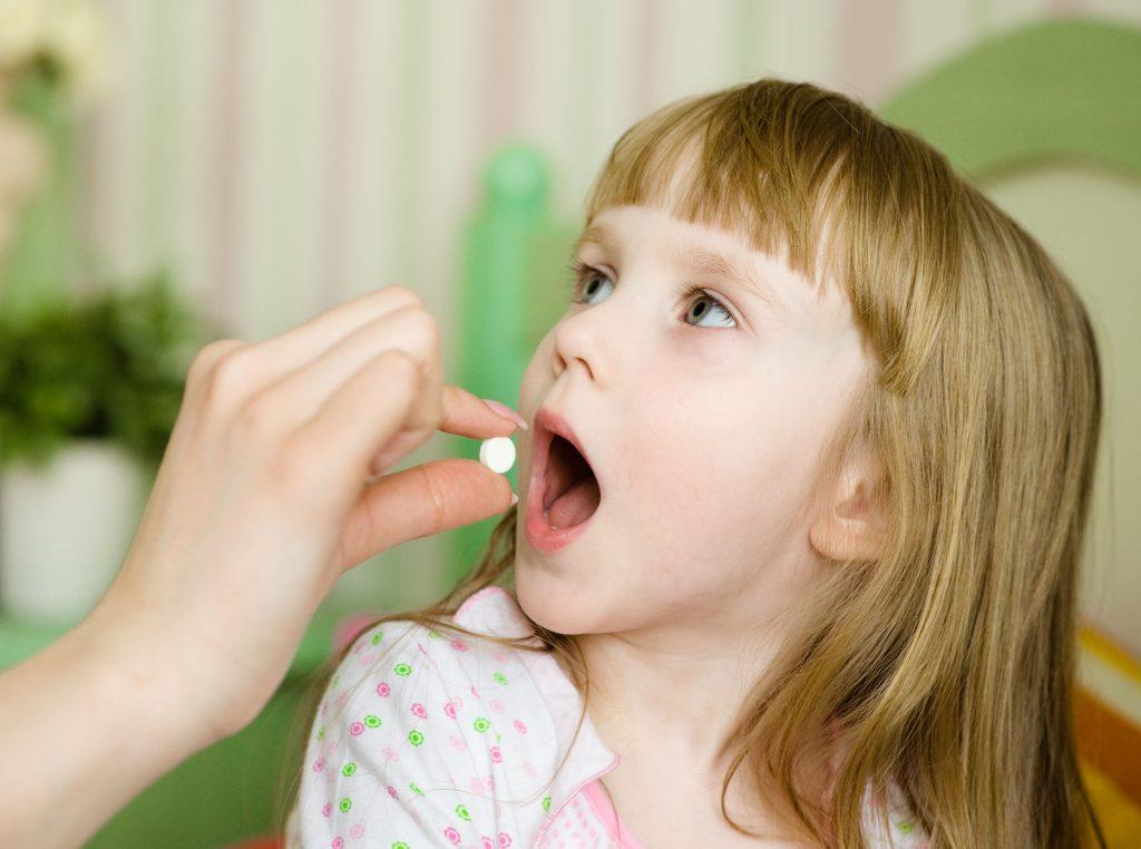 Антибиотик при ОРВИ для детей