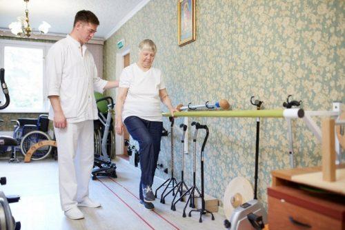 Лечение в санатории после замены тазобедренного сустава