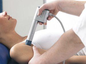 Ударно - волновая терапия плечевого сустава