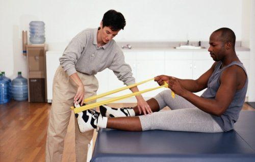 Укрепление суставов и связок колена