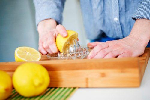 Употребление лимона при подагре