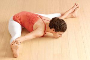 Упражнение на раскрытие тазобедренных суставов